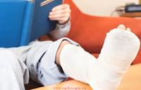 Topuk kırıkları iyileşme süreci
