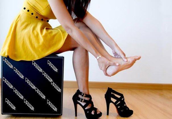 Ayak ağrısı nedenleri