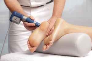 Topuk ağrısı tedavisi