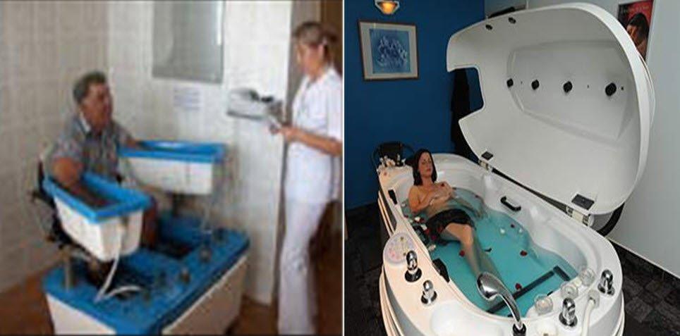 Hidroterapi tedavisi nedir
