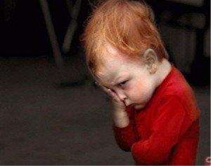 Çocuklarda baş ağrısı belirtileri