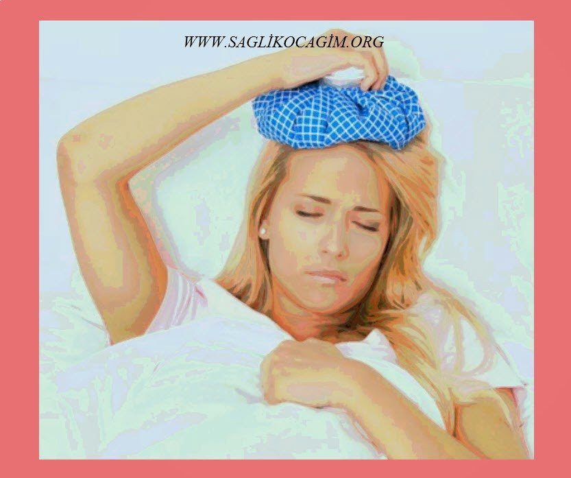 Hamilelikte baş ağrısı neden olur