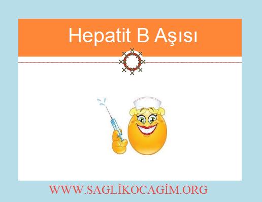 Hepatit B aşısı ve korunma