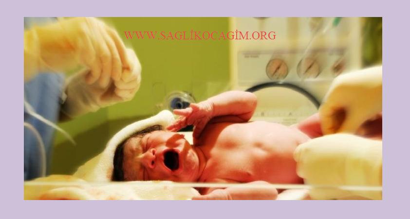 Bebeklerde hırıltılı solunum tedavisi