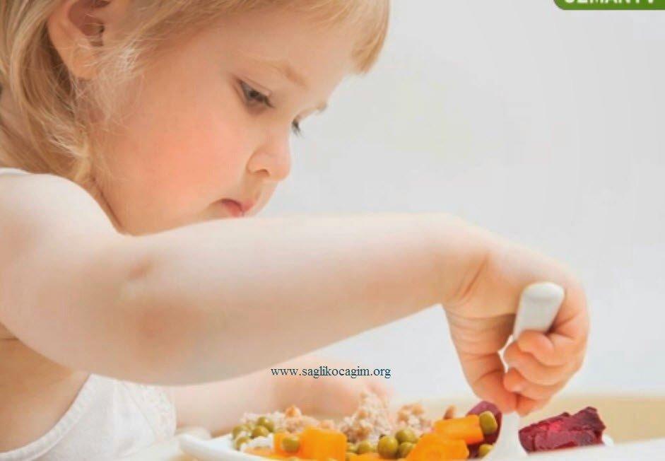 Kabız olan çocuğun beslenmesi