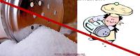 Menopozda tuz tüketimi