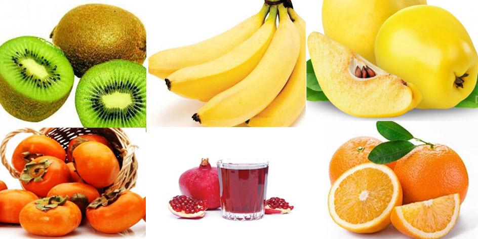 Kış meyveleri ve faydaları