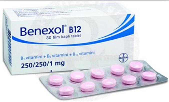 Benexol B12 vitamini neden kullanılır