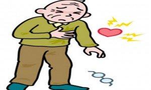 Göğüste şiddetli ağrı ve ilk yardım