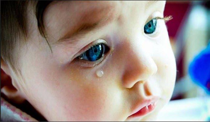 Çocuklarda gözyaşı kanal tıkanıklığı