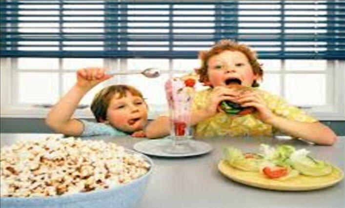 Çocuklarda aşırı yeme neden olur