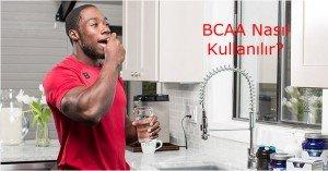 BCAA tüketimi günde 10 gram civarında olmalıdır.
