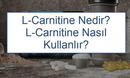 Karnitin, vitamin benzeri bir antioksidandır ve vücudun enerji üretimine ve beyinin normal fonksiyonlarına, büyük ölçüde pozitif etkileri  bulunmaktadır.