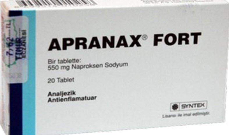 Apranax fort nedir ve neden kullanılır