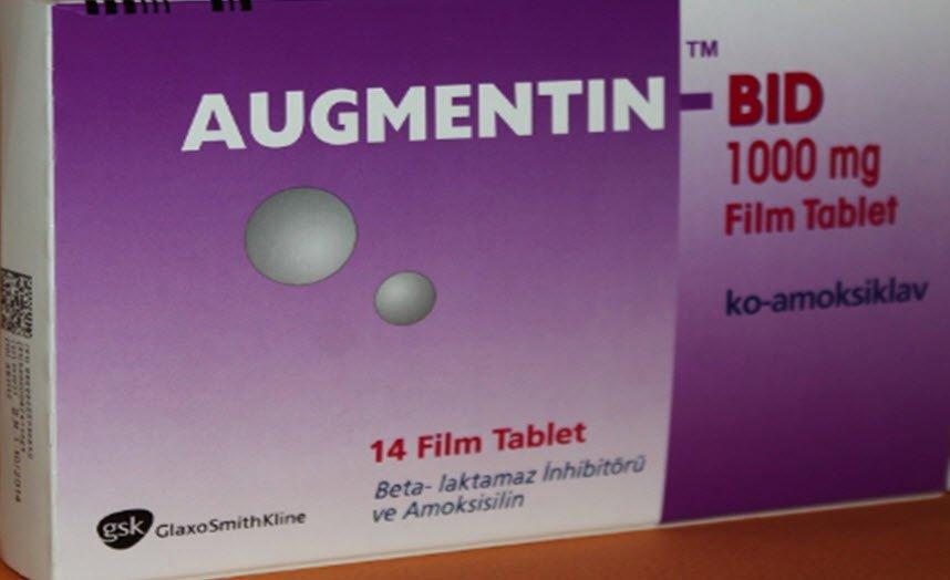 Augmentin Bıd 1000 mg Tablet Nedir