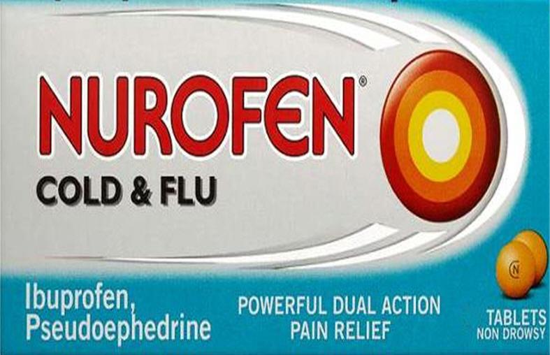 Nurofen cold & flu tablet nedir