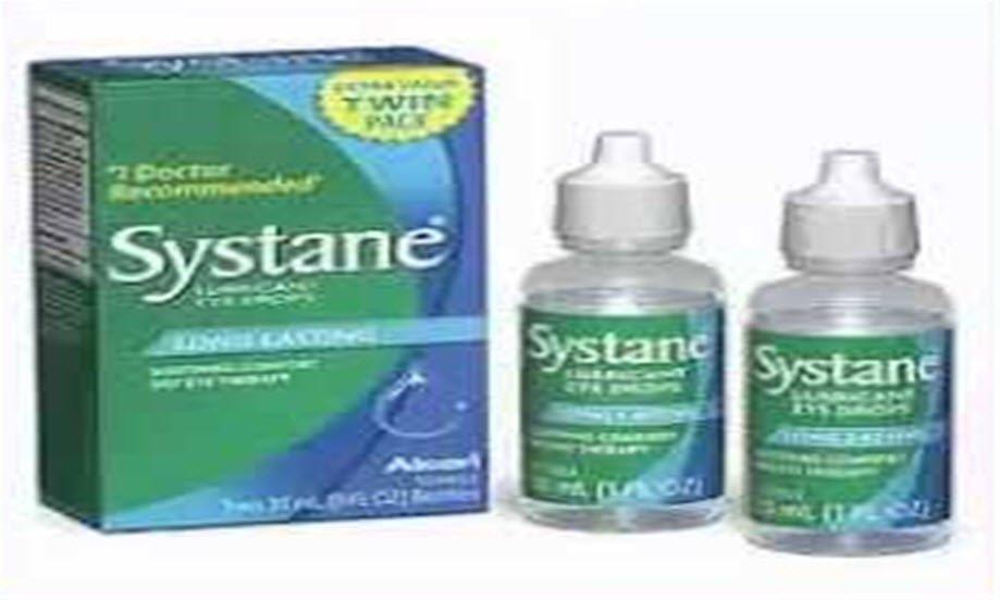 Systane göz damlası hangi hastalıklarda kullanılır