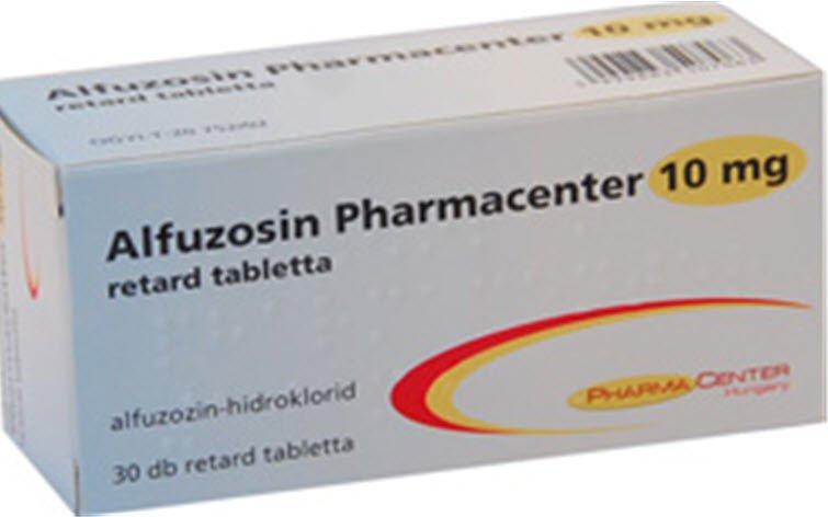 Alfa-bloker ilaçlar ne için kullanılır