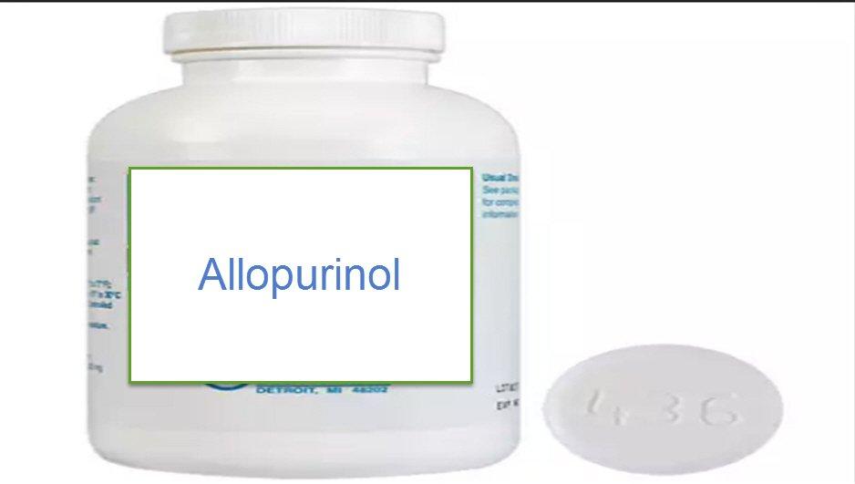 Allopurinol nedir
