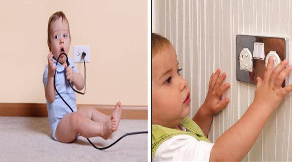 Çocuklarda elektrik çarpması neden olur