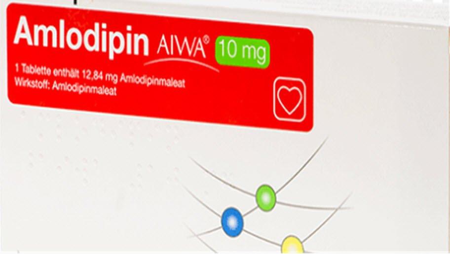 Amlodipin ilaç ne için kullanılır
