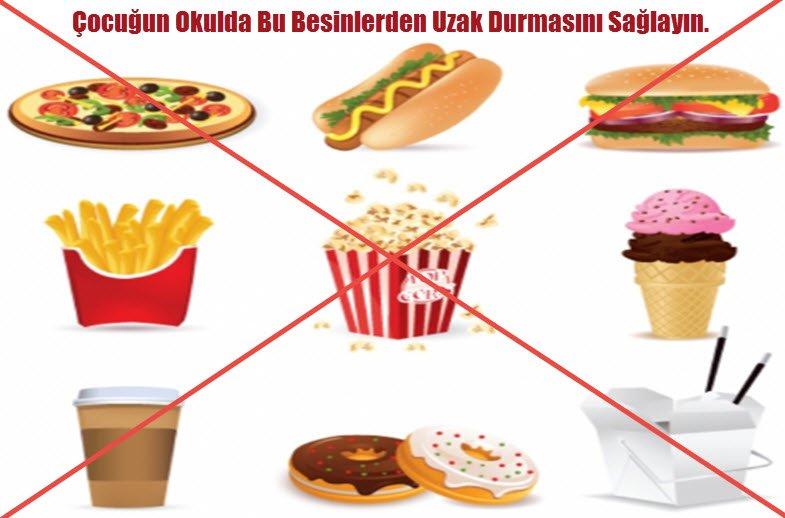 Okul çocuklarının beslenmesinde nelere dikkat edilmeli