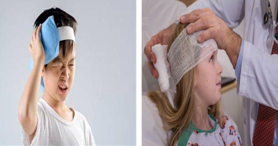 Çocuklarda kafa travması nedenleri ve tedavisi
