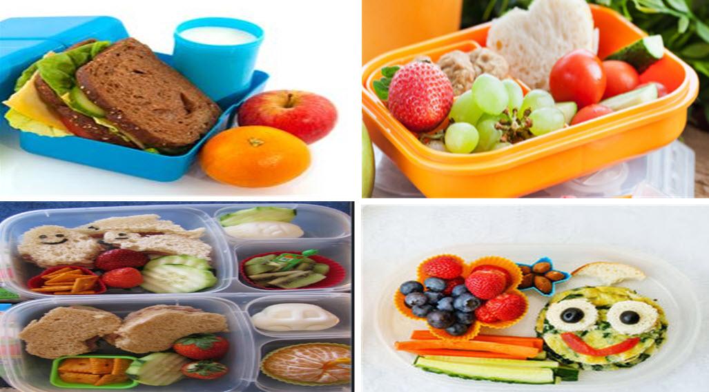 Okul çocukları için örnek beslenme çantası nasıl hazırlanır