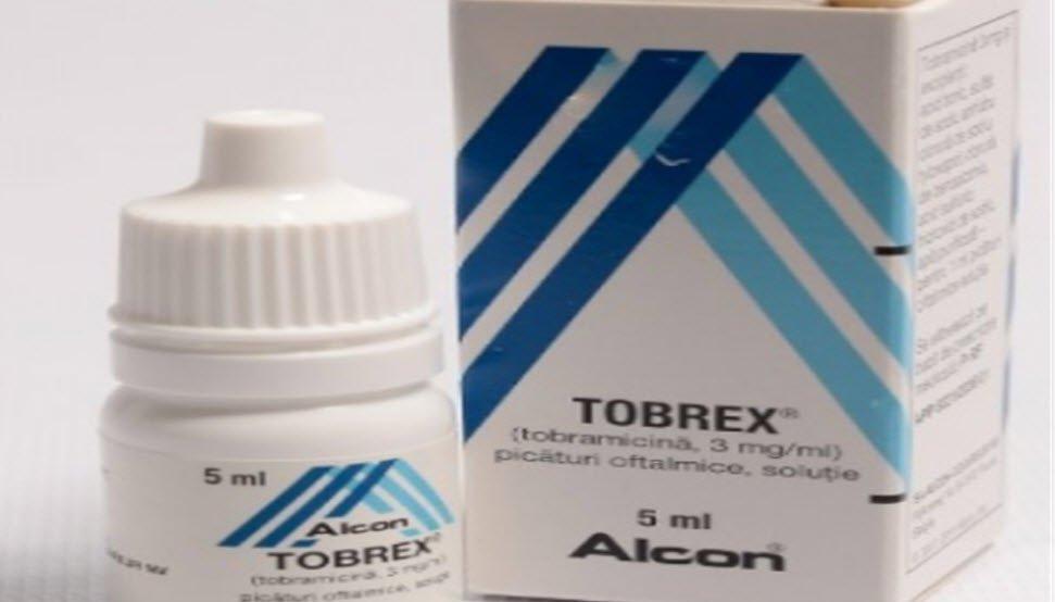 Tobrex göz damlası nedir